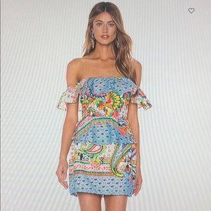 REVOLVE Catarina dress by Amanda Uprichard size S